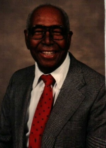 My Papaw..Professor Joseph T. Banks