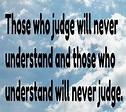 understand judge