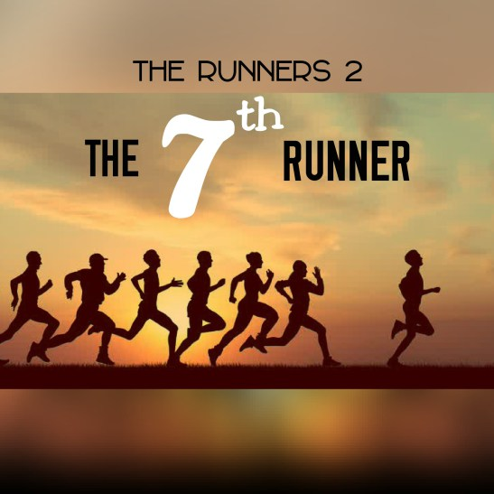 The seventh runner